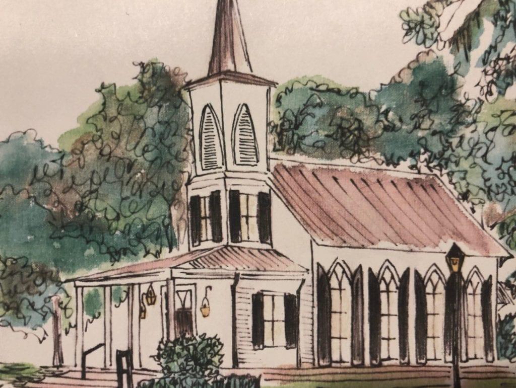 Chapel At Palmetto Bluff