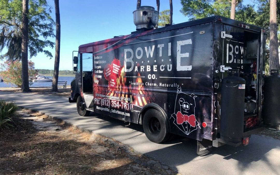 Best Food Trucks in Savannah