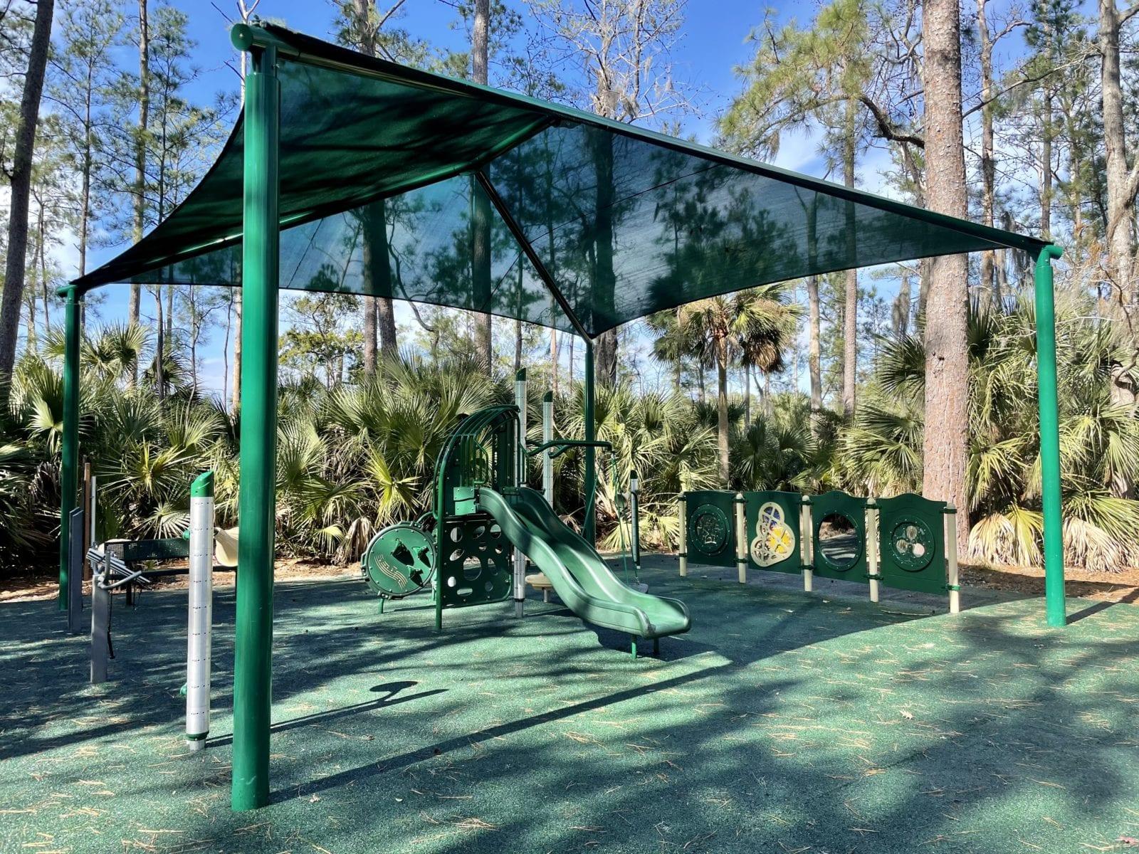 New Playground at State Park