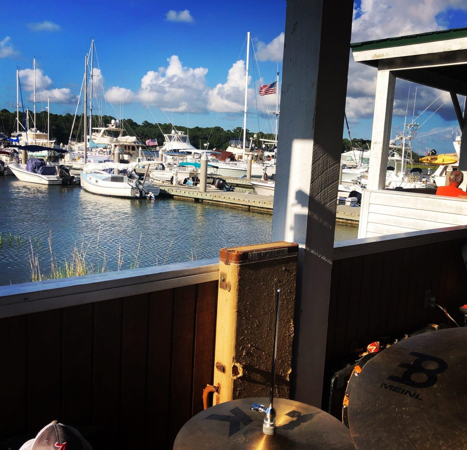 Boating Isle of Hope