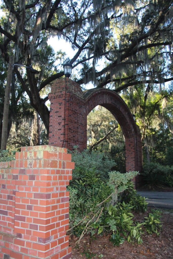 Entrance Bethesda Academy