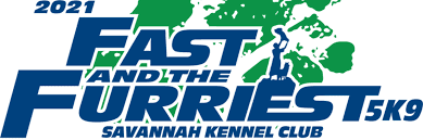 2021 Fast and the Furriest 5K-9 Saturday, September 25, 2021
